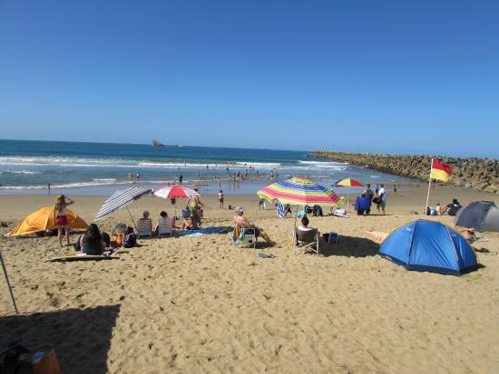 Alkantstrand Beach