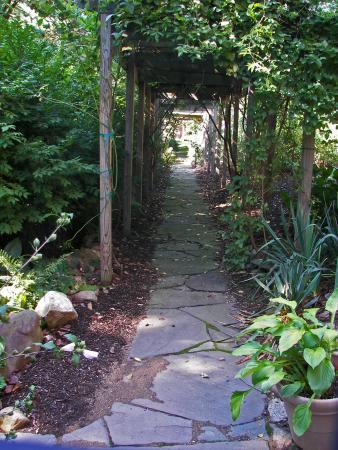 Macculloch Hall Historic Museum & Gardens: Garden Path