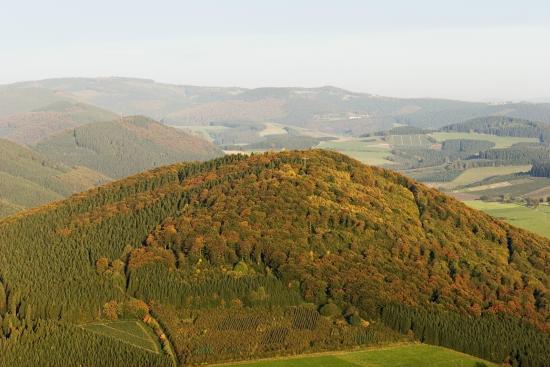 Landschafts-Gasthaus Bräutigam Hanses: Blick auf die Berge