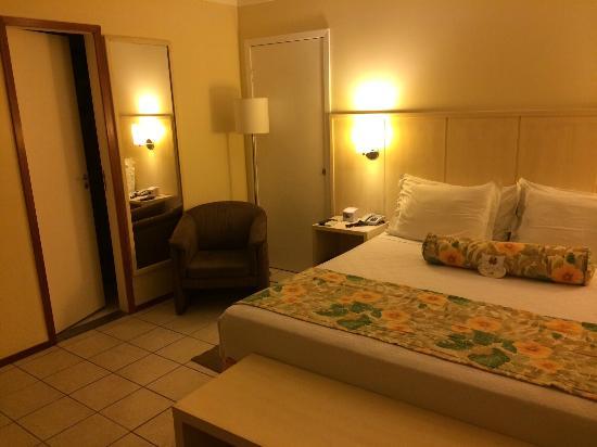 Quality Hotel Aracaju: Quarto