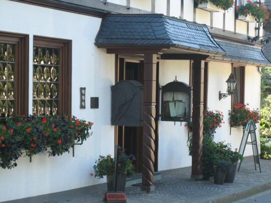 Landschafts-Gasthaus Bräutigam Hanses: Hoteleingang