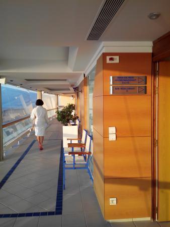 Thalassa Le Touquet: Centre face à la mer