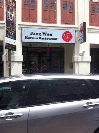 Jang Won Korean Restaurant