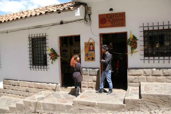 Caritas Cusco Store