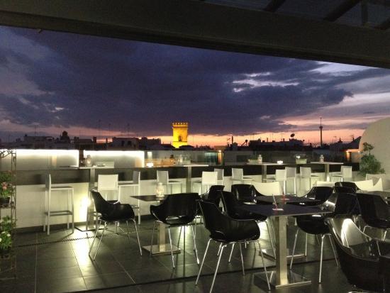 Vistas Desde La Terraza Fotografía De Hotel Patio De La
