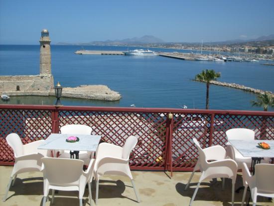 Faros Beach Hotel Rethymnon