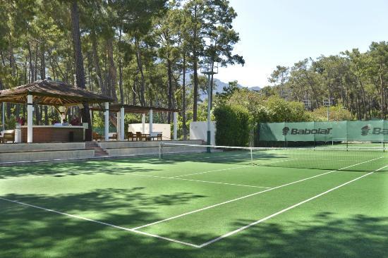Club Med Palmiye: Tennis