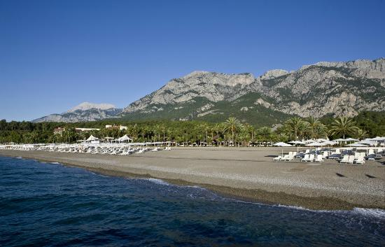 Club Med Palmiye: Beach