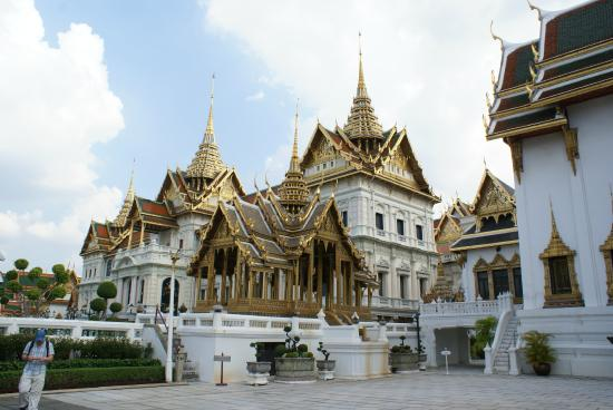 The grand Palace - Picture of The Grand Palace, Bangkok ...