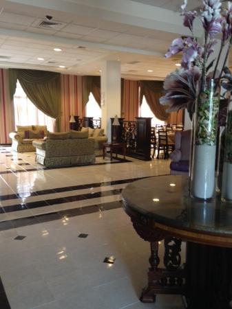 Hotel Plaza Campeche: Hall