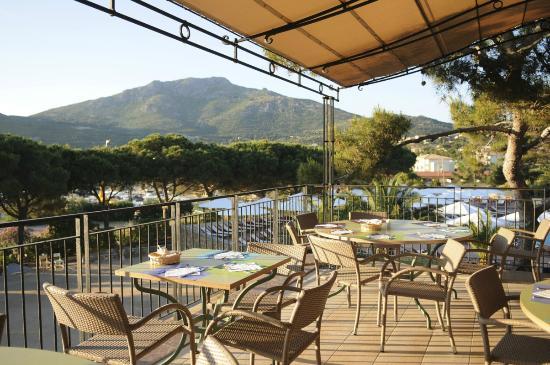 Club Med Sant'Ambroggio : Restaurant