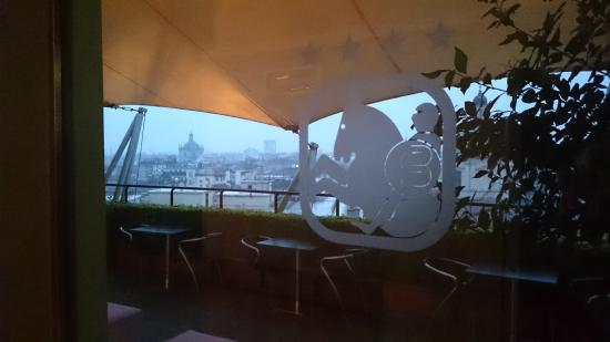 Terrazza panoramica - Foto di Hotel Dei Cavalieri, Milano - TripAdvisor