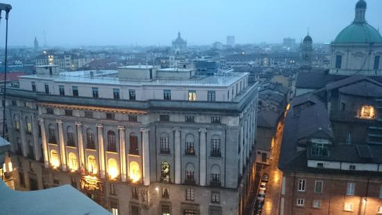 Veduta dalla terrazza panoramica - Picture of Hotel Dei Cavalieri ...