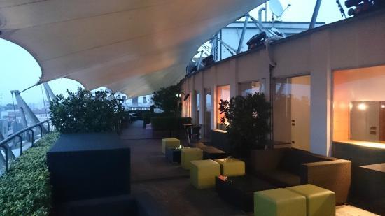 Veduta dalla terrazza panoramica - Foto di Hotel Dei Cavalieri ...