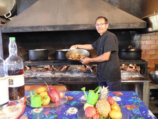 Restaurant La Marmite Saint Denis La Reunion