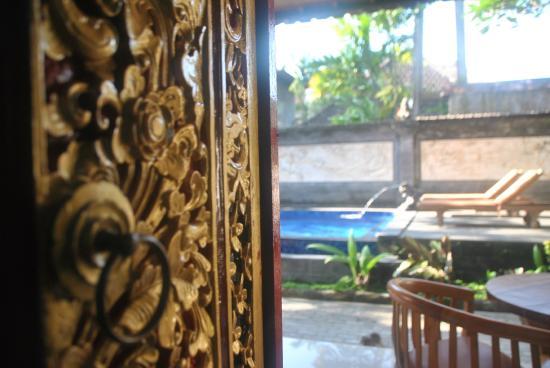 Warji House 2: View from room