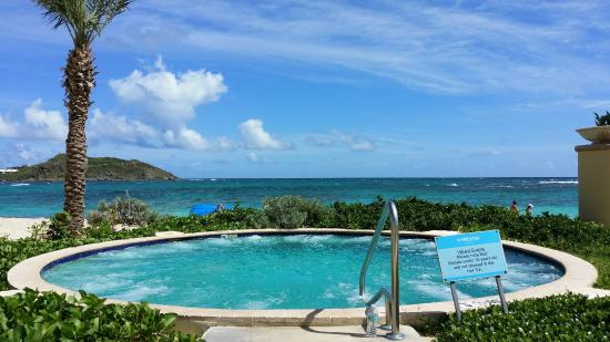 The Westin Dawn Beach Resort Spa St Maarten Hot Tub By
