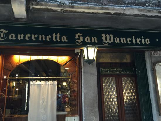Tavernetta San Maurizio : Outside