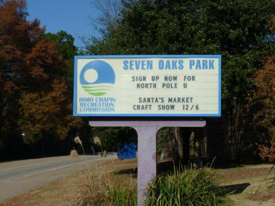 multipurpose room 1, community center, Seven Oaks Park, Mar