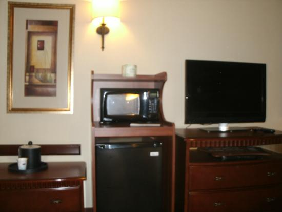 Hampton Inn & Suites Chesapeake-Battlefield Blvd.: room