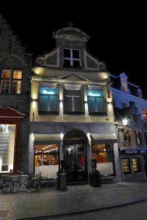 Brasserie Raymond: Altstadthaus in Brügge