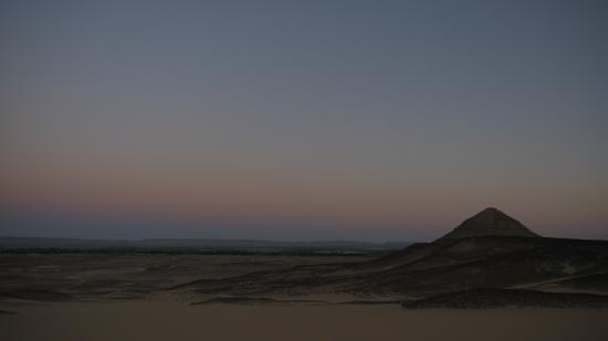 Western Desert Tours - Day Tour: Sunset in the desert in Bahariya