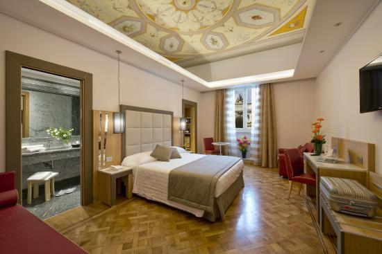 Hotel Giolli Nazionale: Vibe Suite