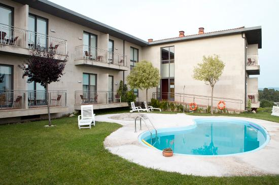 Portonovo, Spania: Pool