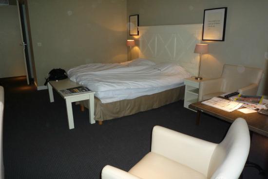 Badhotel De Wielingen: sleeping room