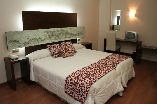 Francabel Hotel: Hab Doble Camas Juntas