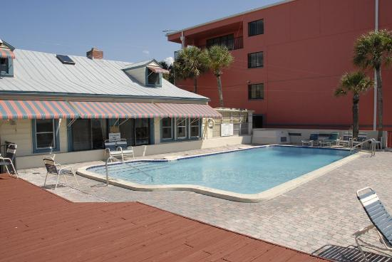 Gulf Towers Resort Motel: pool
