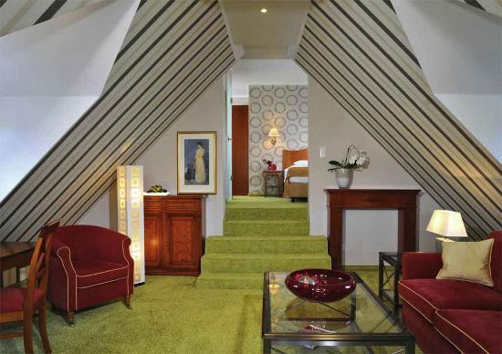 Ringhotel Landhaus Haveltreff Schwielowsee: Suite Landhaus Haveltreff