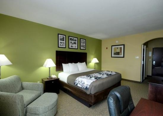 Sleep Inn & Suites: Single Room