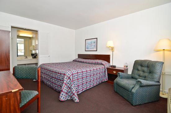 Americas Best Value Inn Chillicothe: Guest Room