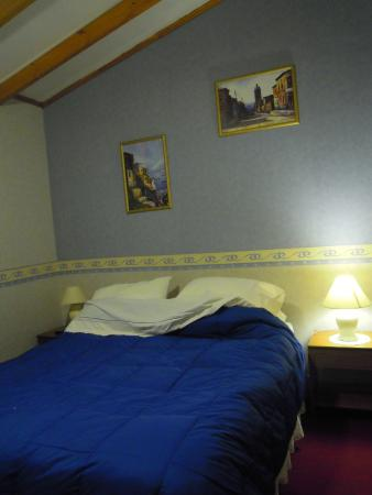 El Mirador: Double room ensuite