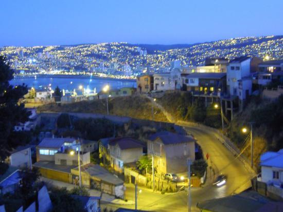 El Mirador: View from the terrace