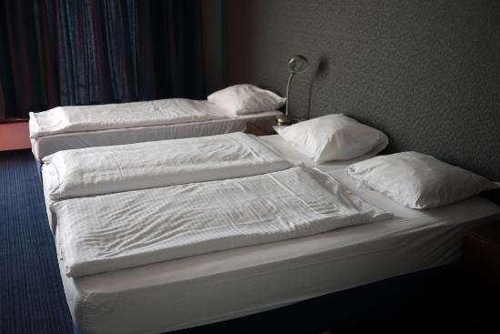 Hotel d'Amsterdam: Triple Room