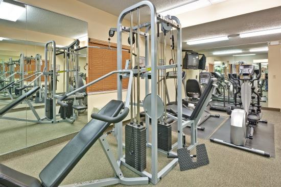 Candlewood Suites Fort Wayne: Fitness Center