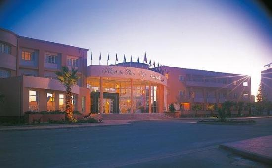 Photo of Hotel Du Parc Tunis