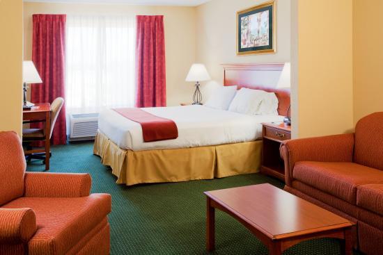 Holiday Inn Express Brooksville Wes