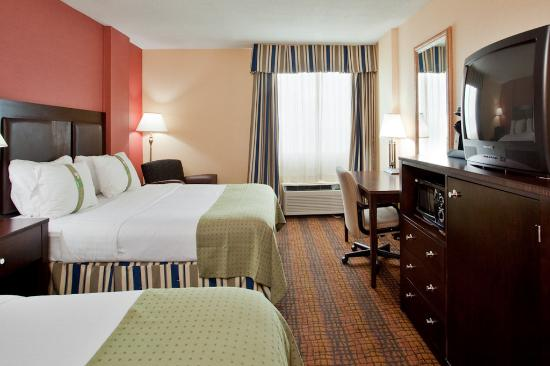 Holiday Inn Richmond I 64 West End: New Double Queen Bed Guest Room