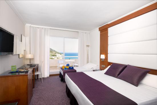 Melia Sitges Family Kids Co Room