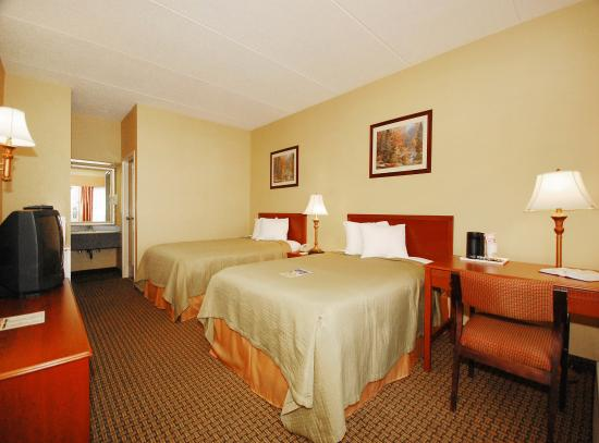 Motel 6 Kingsport: Guest Room