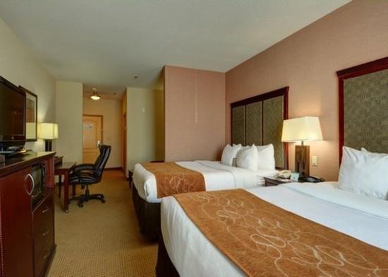Photo of Comfort Suites Plano