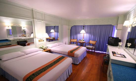 Imperial Pattaya Hotel: Room