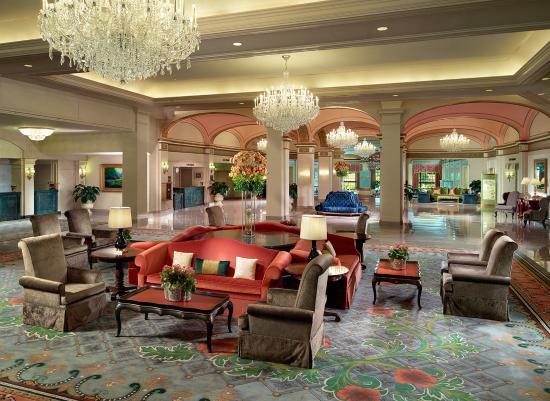 Omni Sham Hotel Photo