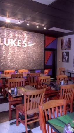 Luke's Cafe : Awesome dining experence!
