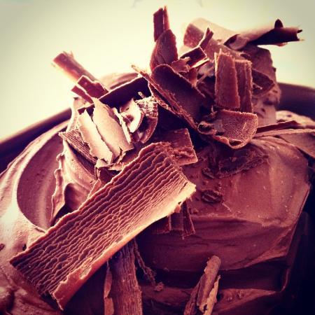 Heladeria Artesanal Aluen Patagonia: Chocolate