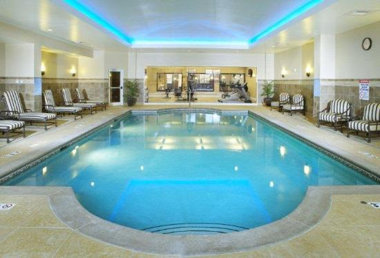Hotel Julien Dubuque: Indoor Pool Fitness