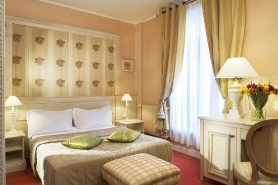 Hotel de Bellevue Paris Gare du Nord